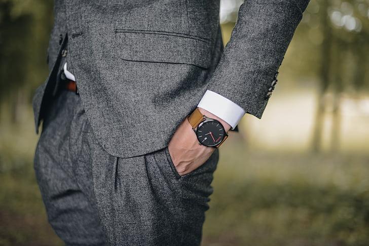 action, adult, businessman, clothing, daylight, executive, fashion
