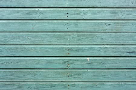dřevo, textura, pozadí, prkna, zelená, vzor, dřevěný