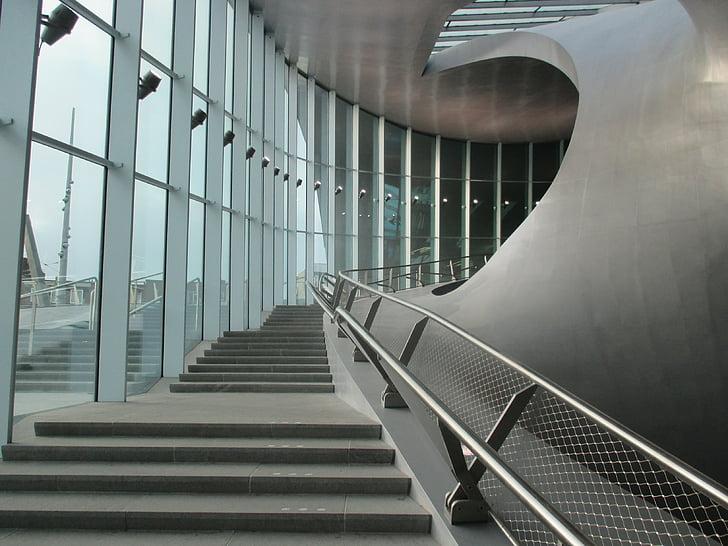trepid, Moodne arhitektuur, Arnhem, disain, arhitektuur, kaasaegne, Urban