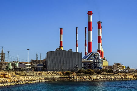 tehase, taim, tööstus, tööstus, võimsus, energia, tehnoloogia