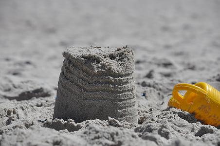 Beach, rannikko, Sand, hauskaa, Holiday, loma, hiekkaranta