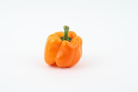 パプリカ, 野菜, 野菜, 健康的です, ベジタリアン, 新鮮です, 成分