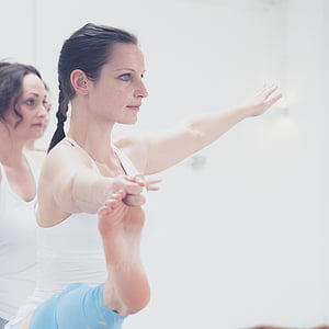 ballet, dancers, meditation, people, women, yoga, ballet dancer