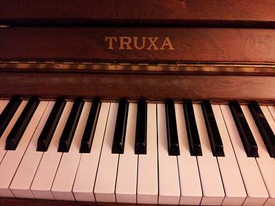 piano, keys, piano keyboard, musical instrument, keyboard instrument