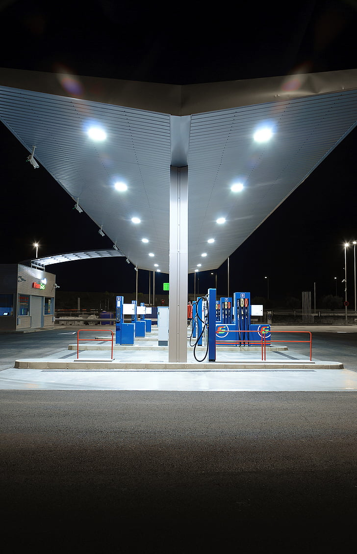 froet gas, petrol station, gasoline, discount, professional