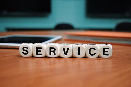 servei, paraula, lletres, negoci, suport