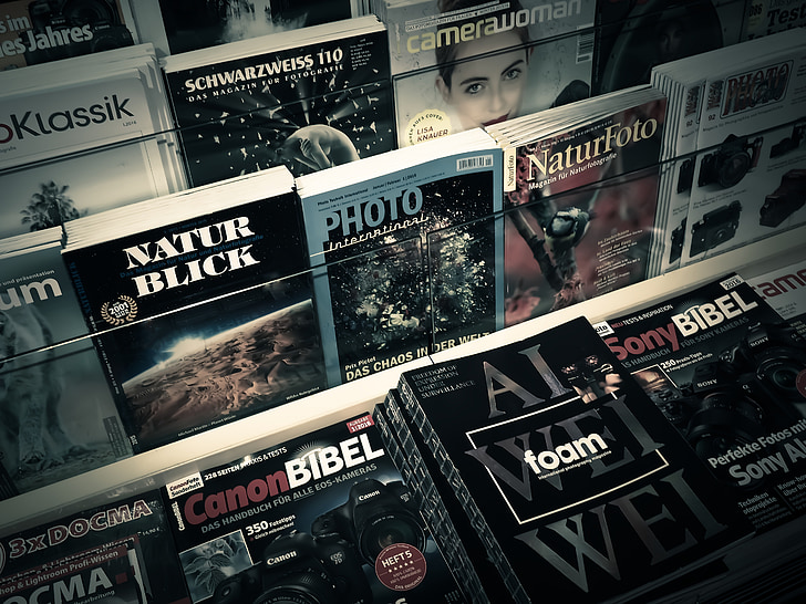 news, newspapers, newspaper, information, magazines, magazine trade, business