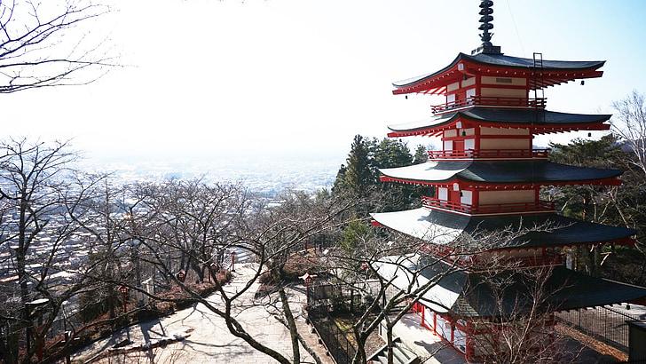japan, nature, measure