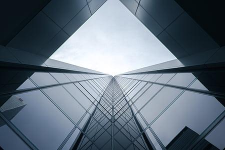 arhitektuur, perspektiivi, kaasaegne, disain, Ehitus, Urban, struktuur