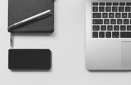 blogovanie, podnikanie, kódovanie, počítač, Copywriting, kancelária, Lance