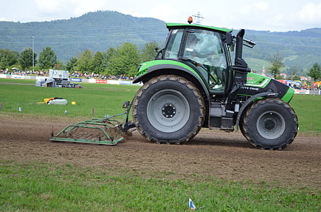tractor, tuds, Gengenbach, l'agricultura, Bauer