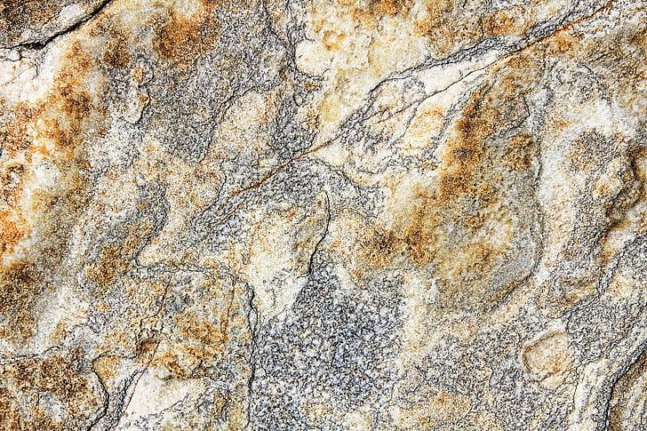 Текстура, камень, мрамор, Структура, стена, серый, Steinplatte