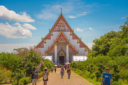 Tailàndia, Turisme de Tailàndia, temple de Tailàndia, budisme, religió
