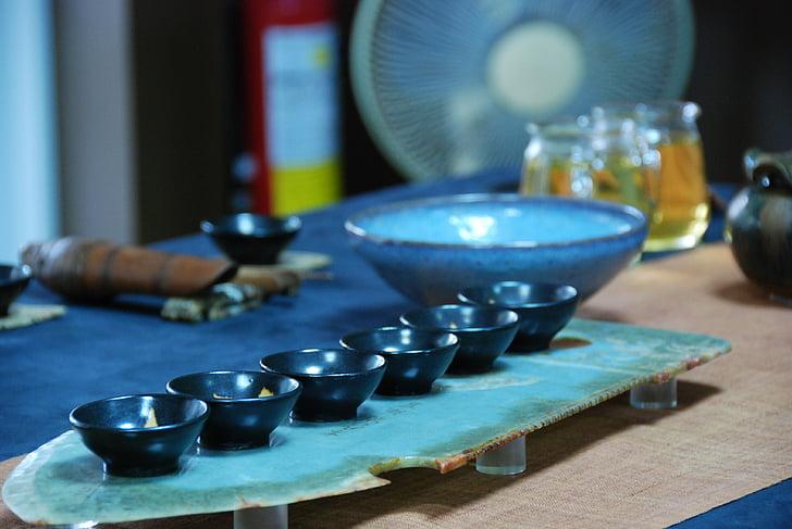 teh, Zen, hati bersih