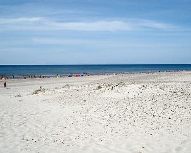 beach, denmark, danish beach, baths, sol, summer, tourists