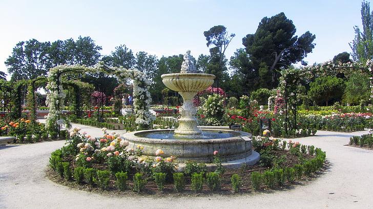 Park, kwiaty, Natura, wiosna, kwiat, ogród, miejski park