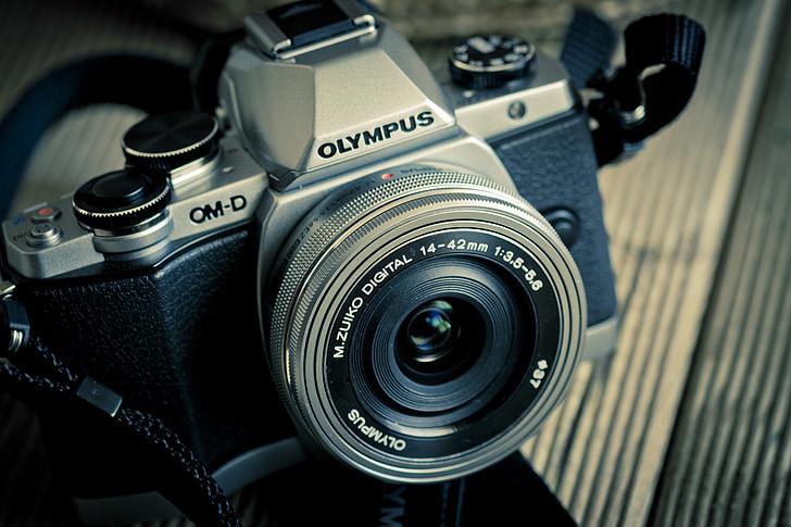 camera, olympus, digital, photo, photos, digital camera, retro