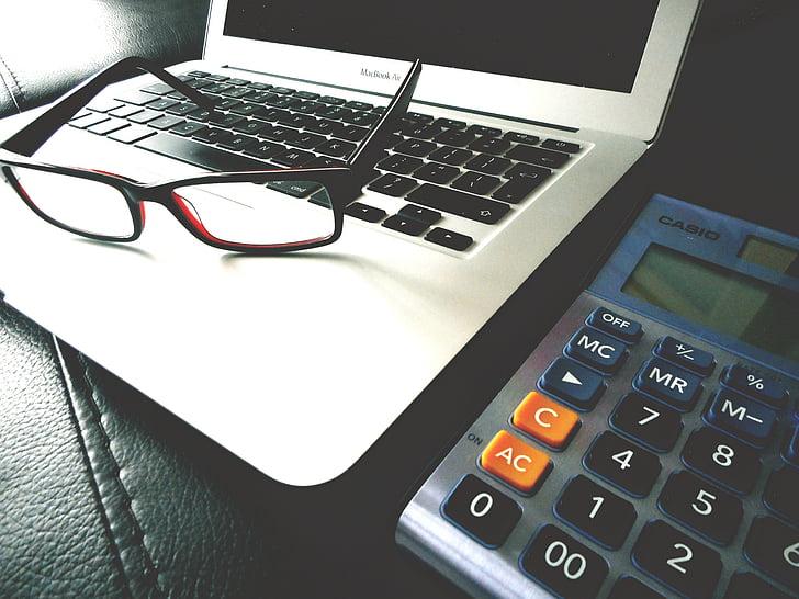 laptop, pri spustení, notebooky, Technológia, počítač, podnikateľ, podnikanie