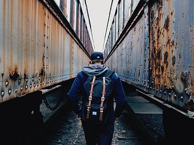 rust, trucks, people, man, guy, boy, snapback