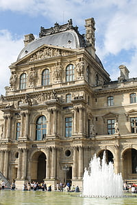 muuseum, Louvre, Louvre muuseum, Pariis, Prantsusmaa