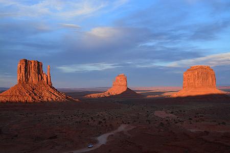 monument valley, nature, valley, landscape, travel, monument, desert