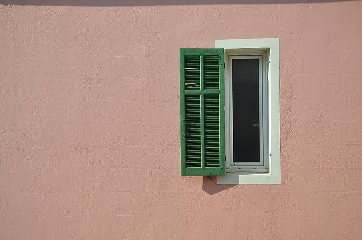 Marsella, Provença, sud de França, França, finestra, vidre, façana
