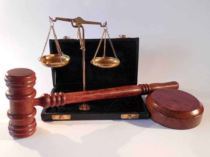 hammer, horizontal, court, justice, right, law, case law