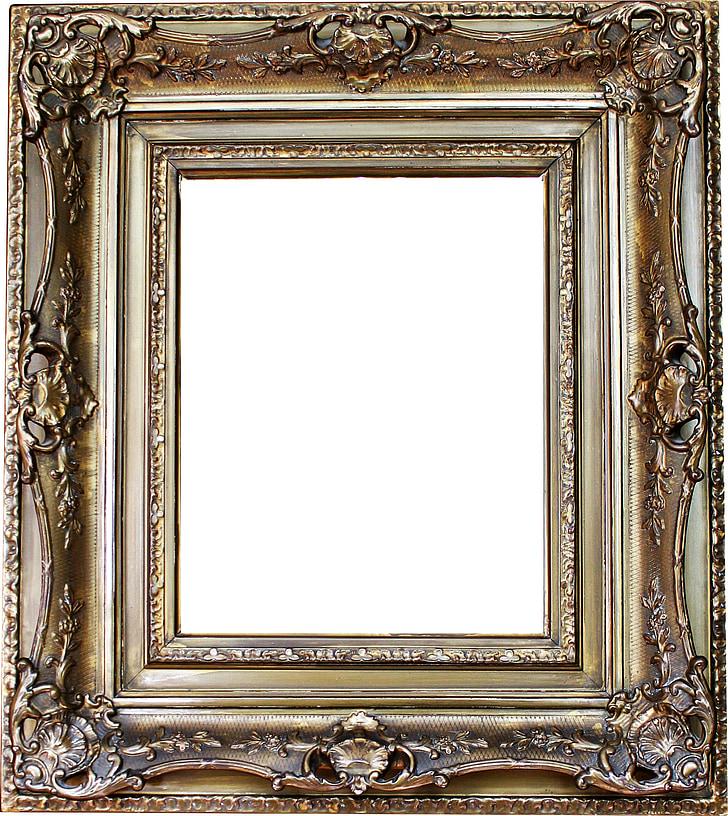 khung hình, vữa khung, Tuyệt vời khung, đồ cổ, Trang trí, Trang trí công phu, Trang trí
