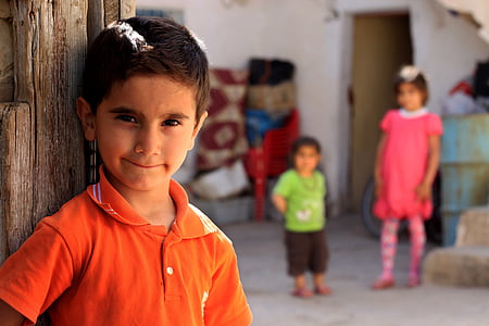 child, portrait, children, the innocence, laugh, child portrait, boy