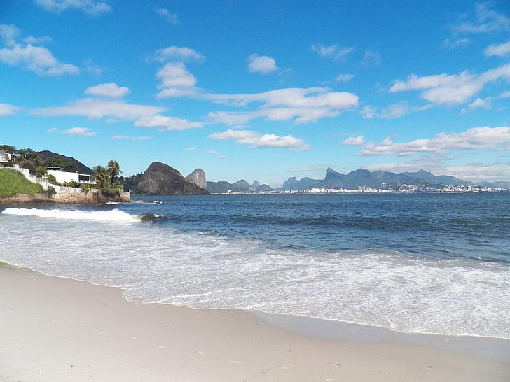 Niterói, turism, stranden