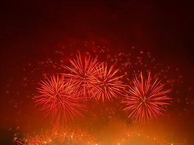 fireworks, pyrotechnics, celebration, night, event, light, explosion