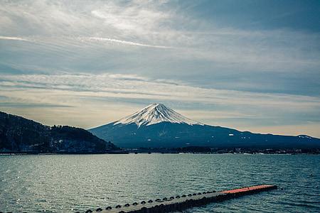 Llac, Fuji-san, Japó, Mountan, Geografia, Mt fuji, muntanya