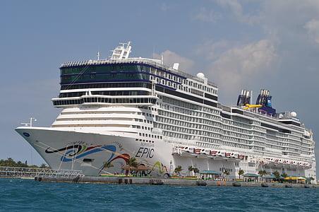 plavba, loď, Dovolená plavba, dovolená, výletní plavby, cestovní ruch, Giant