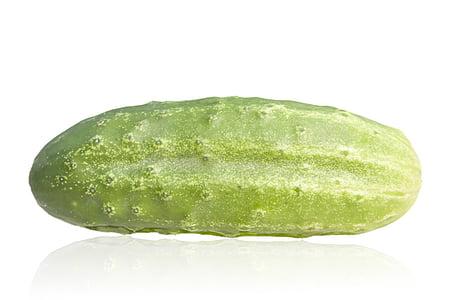 cogombre, l'ombra de cogombre, vegetals, cogombre verd