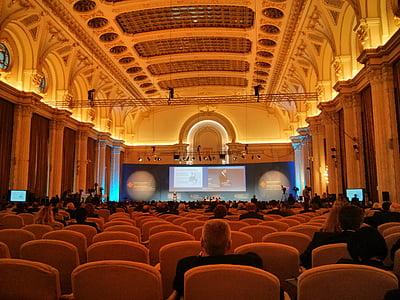 negoci, reunió, reunió de negocis, persones, corporativa, reunió de gent de negocis, Conferència