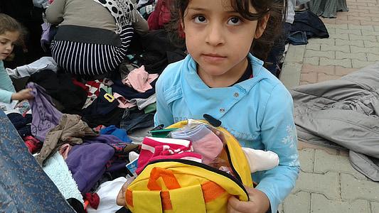 ซีเรีย, ผู้ลี้ภัย, เด็ก, บาซาร์