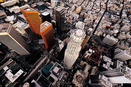 architecture, buildings, infrastructure, skyscraper, tower, city, urban