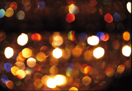 bokeh, light, color, abstract, mood, background, pattern