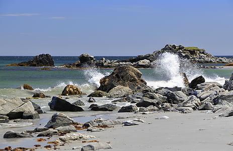 Ωκεανός, κύματα, διακόπτες, surf, στη θάλασσα, νερό, μπλε