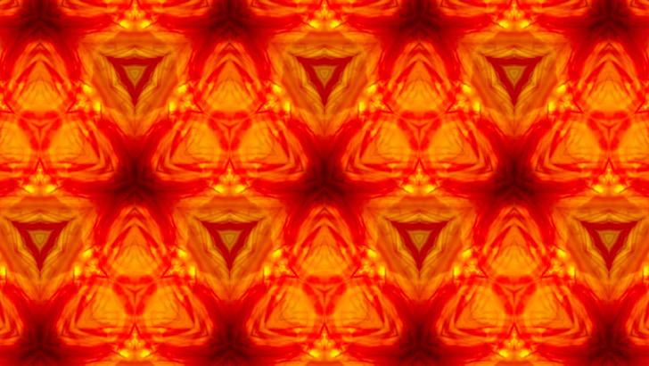 fons, taronja, vermell, groc, brillant, resum