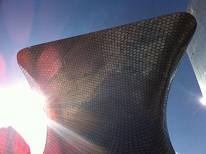 Museo soumaya, Mehhiko, muuseum, näitus, arhitektuur, ajalugu, skulptuur