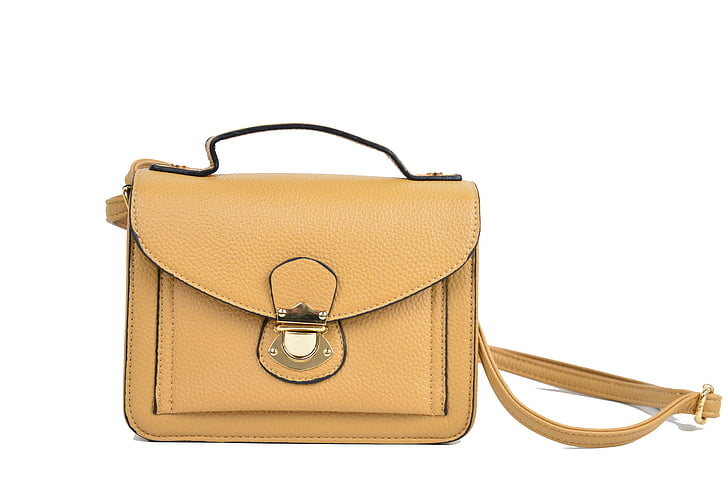 bag, bag yellow, bag shoulder bag, fashion, personal Accessory, purse, single Object