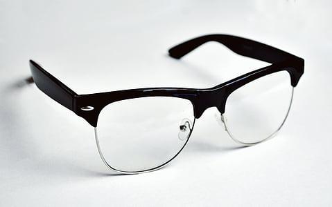 occhiali da vista, moda, occhiali, occhiali da sole, vista, singolo oggetto, occhiali da sole