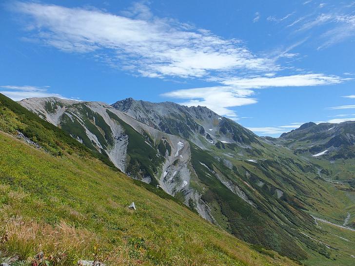 oyama, tateyama, tateyama mountain range, mountain climbing