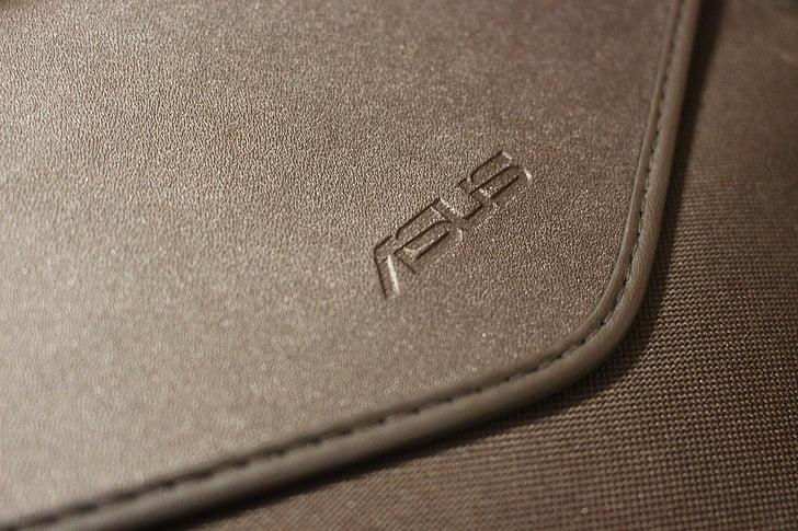 Asus, marca, close-up