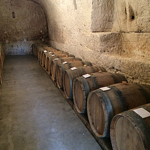 vin, moisson, baril, Cave, Winery, alcool, vinification