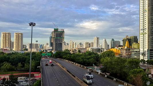 paisatge urbà, arquitectura, CityLife, urbà, ciutat, ciutat, edifici