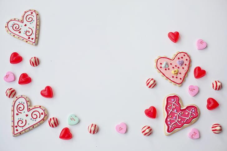 valentine's day, border, decoration, holiday, valentine, celebration, greeting