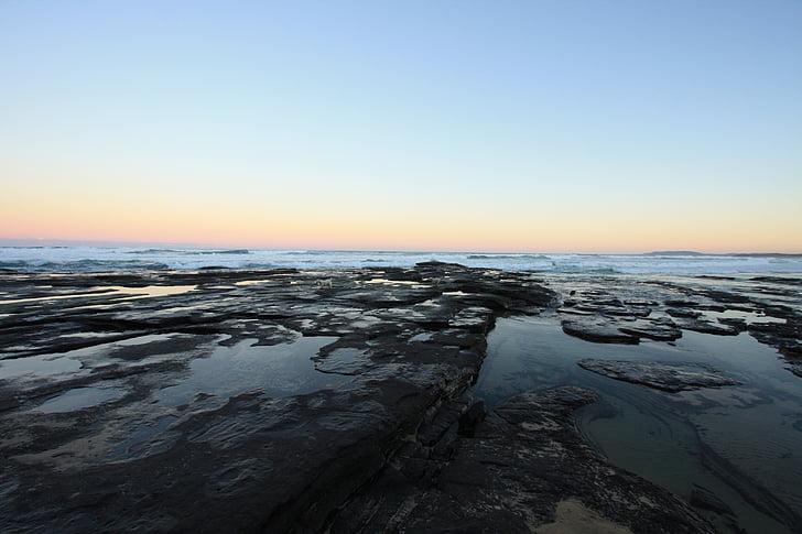 platja, Costa, oceà