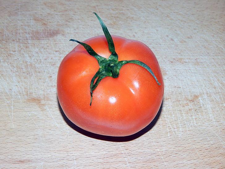 tomaat, plantaardige, rood, organische, Vegetarisch, verse groenten, vers